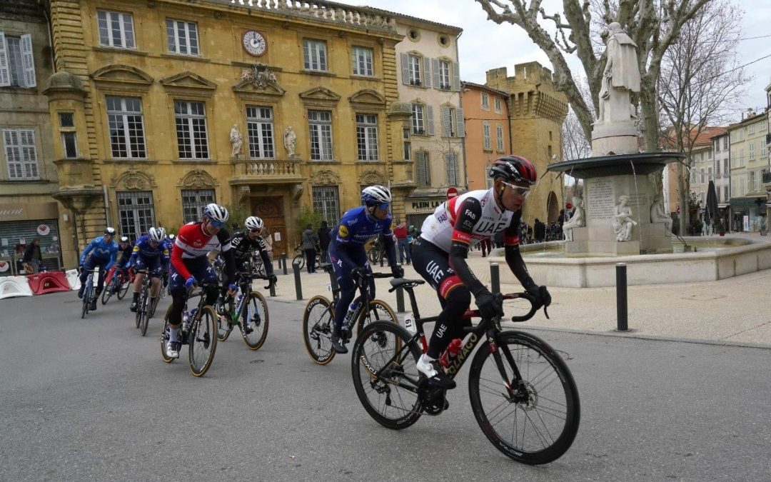 L'Arrivée du tour de Provence 2021 à SALON de PROVENCE